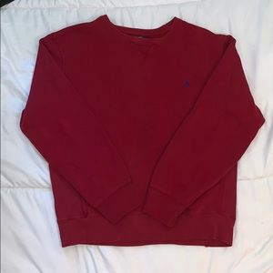 Red Polo by Ralph Lauren Crew Neck